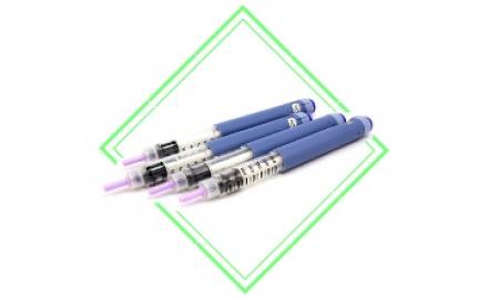 Шприц-ручки, иглы, шприцы