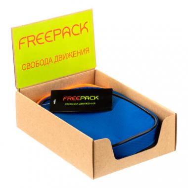 Термопенал FREEPACK для 4 шприц-ручек, BLUE