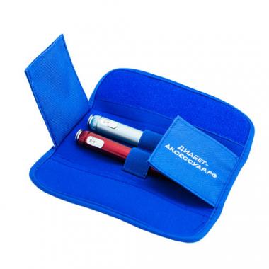 Неопреновый чехол для инсулиновых ручек